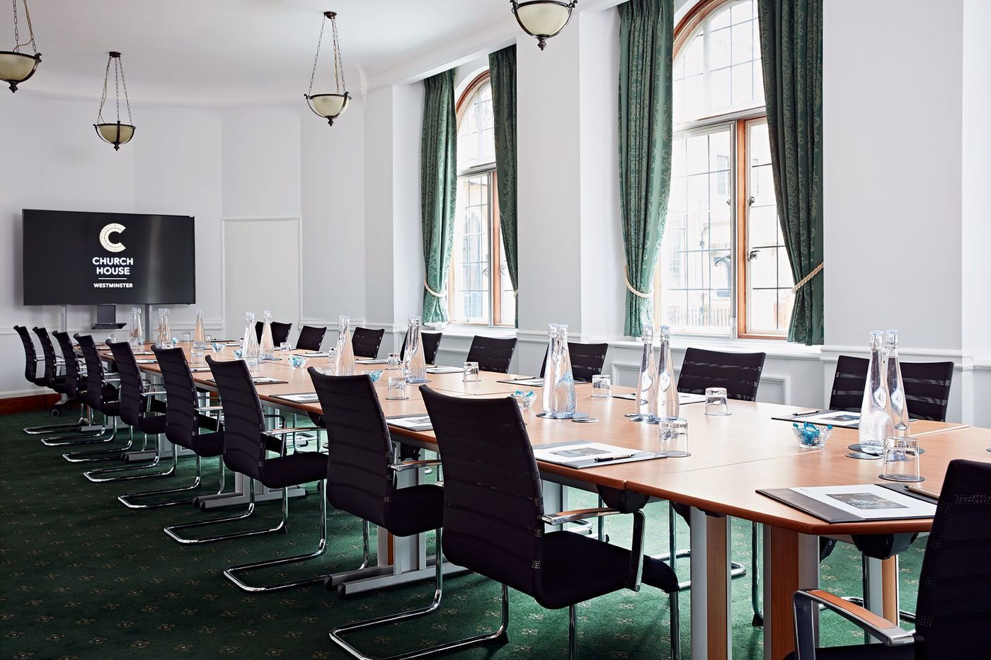 X large 1566304250 council room   boardroom style lr church house conference centre london