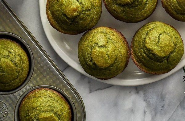 Medium 1547470491 blender spinach banana muffins recipe gluten free dairy free 6 church house conference centre london