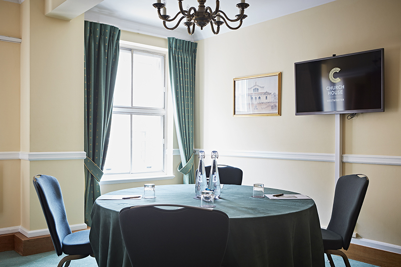 westminster meeting room london - college room - church house westminster