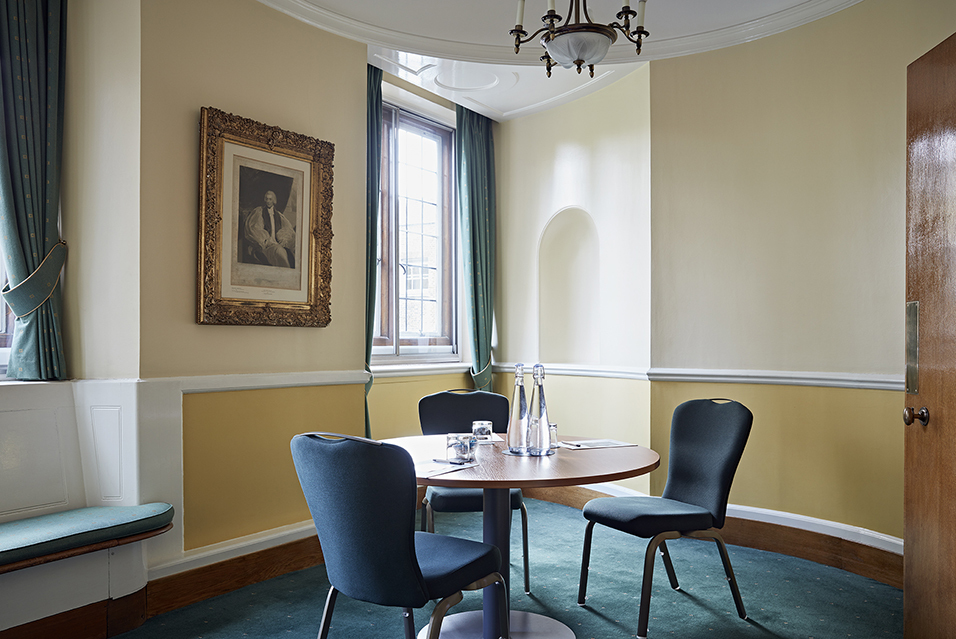meeting room westminster, central london - cantenbury room - church house westminster