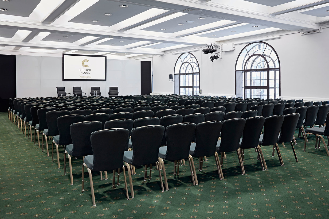 X large 1511958522 1506689073 harvey goodwin suite   theatre style  side angle   2  header church house conference centre london